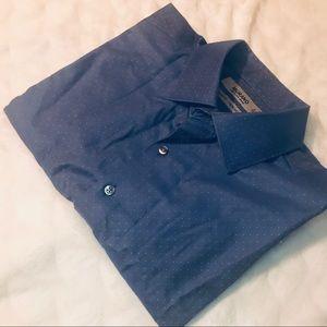 Murano Long Sleeve Slim-Fit Shirt